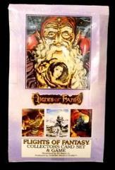Flights of Fantasy Booster Pack Box