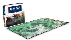 Devil Dogs - Belleau Wood 1918 w/Map & Scenario (Kickstarter Exclusive)