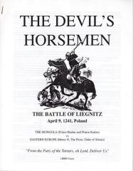 Devil's Horsemen, The - The Battle of Liegnitz 1241
