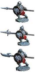 Orcs with Pole Arms