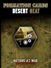 Desert Heat Formation Cards (2nd Edition)
