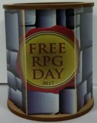 Dice Cup (Free RPG Day 2017)