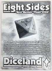 Diceland Promo Pack