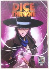 Dice Throne - Comics #0 & 1