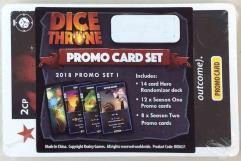 Dice Throne Promo Card Set