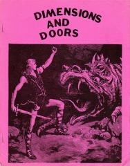 Dimensions and Doors (2nd Edition)