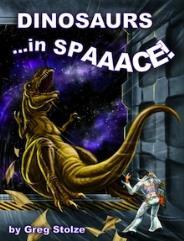 Dinosaurs in SPAAACE!