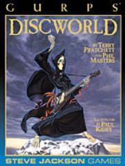 Discworld (1st Printing)