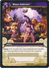 Disco Inferno! (Illidan Loot Card) (Foil)