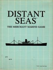Distant Seas - The Merchant Marine Game