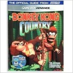Donkey Kong Country - Nintendo Official Guide