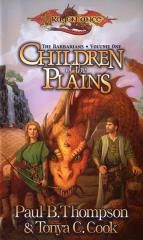 Barbarians #1 - Children of the Plains