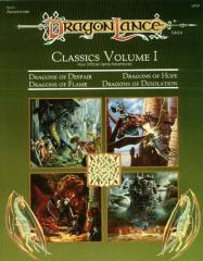 Dragonlance Classics #1