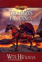 War of Souls, The #1 - Dragons of a Fallen Sun