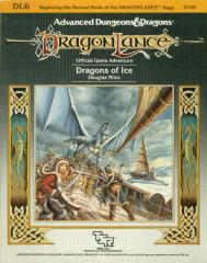Dragons of Ice