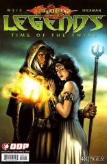 Dragonlance Legends - Time of the Twins #1
