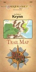 World of Krynn Trail Map