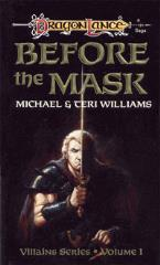Villains Series #1 - Before the Mask