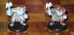 Frost Dwarf (RPGA Repaint)
