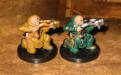 Dwarf Sniper (RPGA Repaint)
