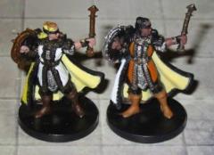 Cleric of Lathandar (RPGA Repaint)