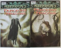 D&D Infestation 2-Pack - #1 & #2!