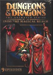 Dungeons & Dragons Cartoon - The Animated Series - Into the Magical Realm