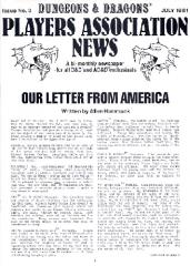 """#3 """"Our Letter from America, Figure Painting"""""""