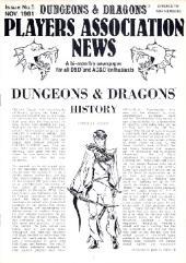 """#5 """"D&D History"""""""