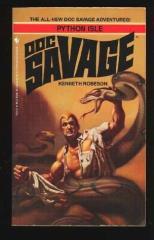 Doc Savage - Python Isle