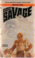 Doc Savage - White Eyes