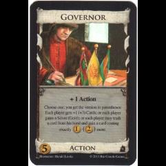 Promo Cards - Governor