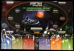 Dominion War Leaderboard Poster