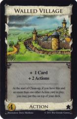 Promo Cards - Walled Village