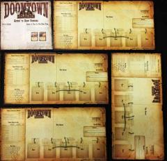 Doomtown - Complete Set #2