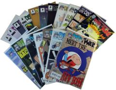 Dork Tower Comic Collection - 18 Issues!