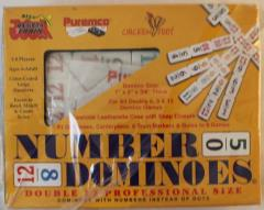 Double 12 Dominoes (Numbered)