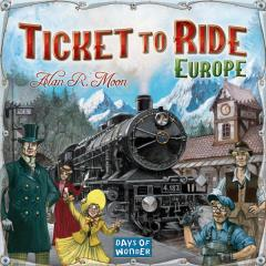 Ticket to Ride - Europe