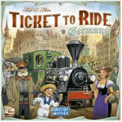 Ticket to Ride – Germany