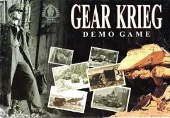 Gear Krieg Demo Game