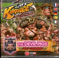 Devil Pigs, The - Army Expansion (Kickstarter Exclusive)
