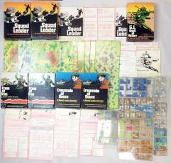 Squad Leader Collection #11 - Complete Set + Bonus Components!