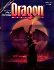 """#194 """"Aerial Rules for Dragon Dogfights"""""""