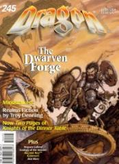 "#245 ""The Dwarven Forge, Mindstalkers"""