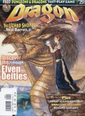"#251 ""Elven Deities, Dungeons & Dragons Fast-Play Game"""
