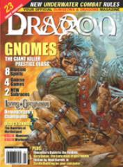 "#291 ""Gnomes, Giant Killer Prestige Class"""