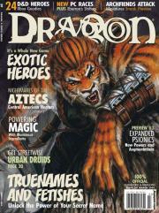 """#317 """"Exotic Heroes, Eberron"""""""