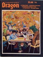 #44 w/Food Fight
