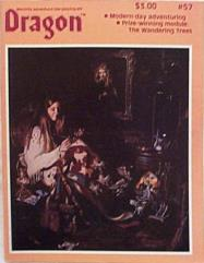 """#57 """"The Wandering Trees AD&D Adventure"""""""