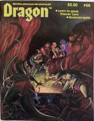 "#66 ""Thieves' Cant Dictionary, Illusionist Spells, Elfquest for AD&D"""